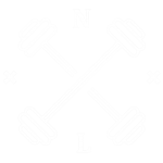NL Mini Logo - White - wider