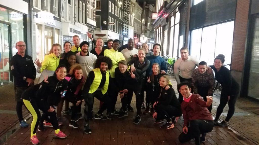 next level ams amsterdam amstelveen boutique fitness center functional women bodypump grit strength empowering lifestyle coach Tal Assa marathon